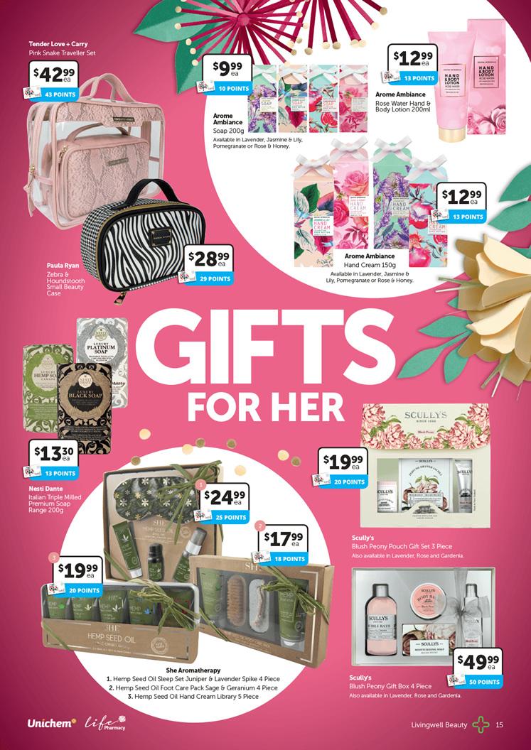 Gifts for Her Christmas 2019