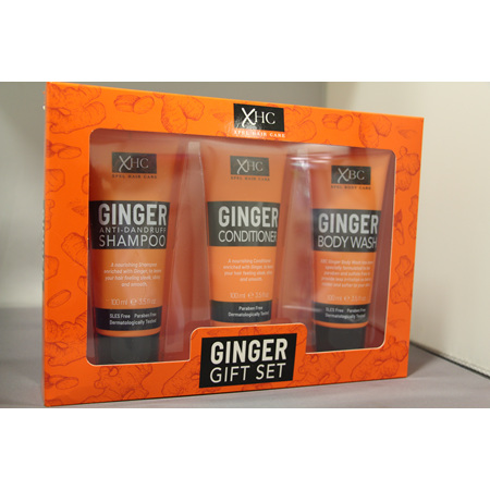 Ginger 3pc hair set