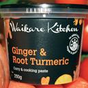 Ginger & Root Turmeric 250g