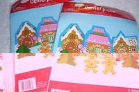 Gingerbread House Scene Table Centre piece