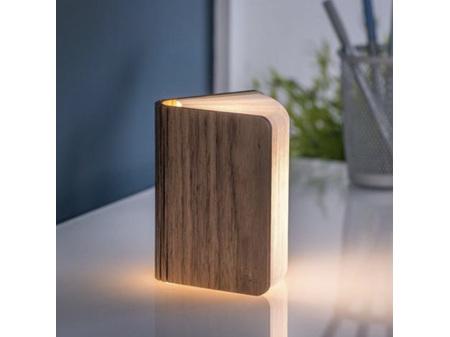 Gingko Smart LED Booklight Mini Walnut