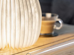 Gingko Smart Vase LED Light Japanese Bamboo