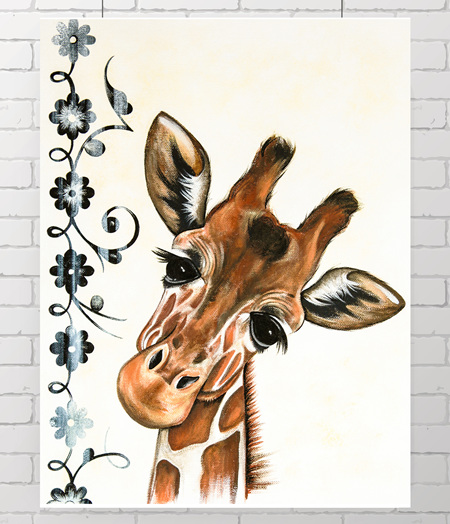 giraffe - the original