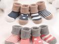 Girls and boys socks