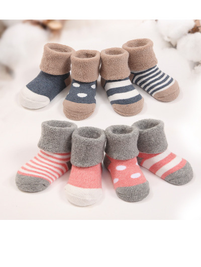 Girls and boys socks