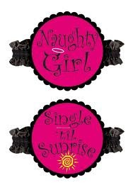 Girls Night Garters