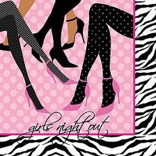 Girls Night Party Napkins