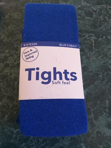 Girls Stockings - BLUE