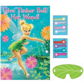 Give Tinkerbell her Wand Party Game
