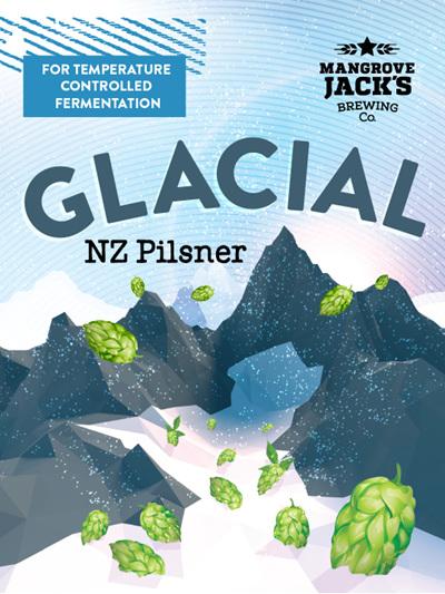 Glacial NZ Pilsner Grain Kit
