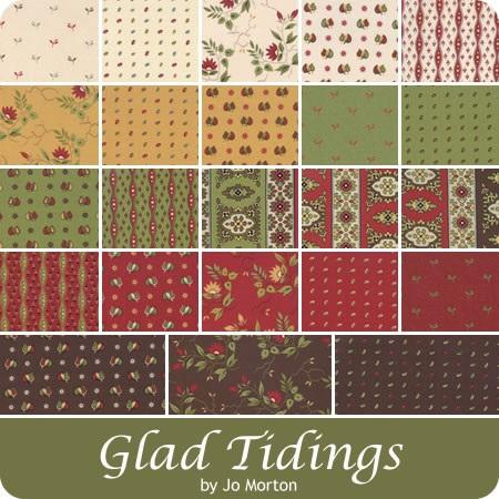 Glad Tidings FQ Bundle 23 pcs