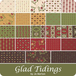 Glad Tidings FQ Bundle 23 pcs