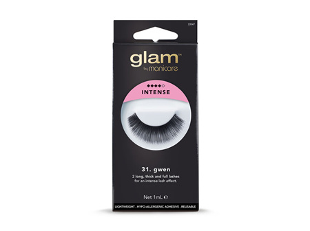 Glam Eyes By Manicare Gwen Lashes