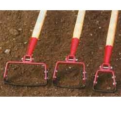 Glaser Swiss Tools loved by market gardeners