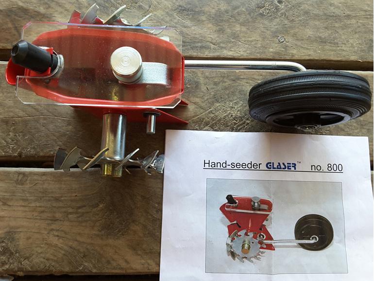 Glaser Wheel seeder