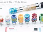 Glass-Art Tip - Wide Bore