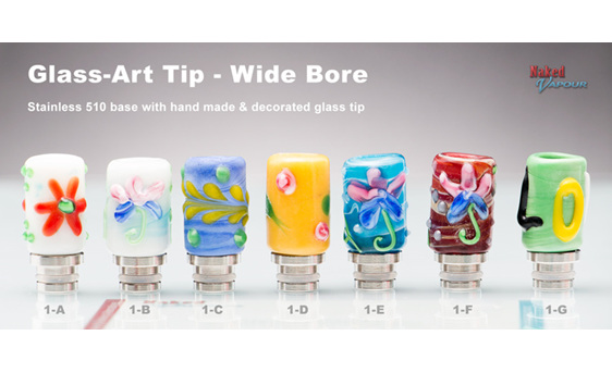 Glass-Art Tip - Wide Bore