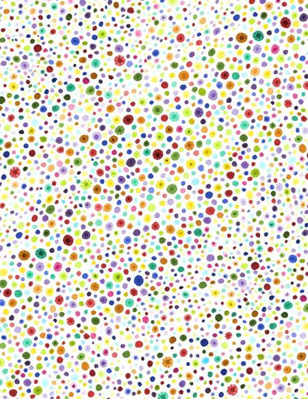 Glass Beads White 77664-153