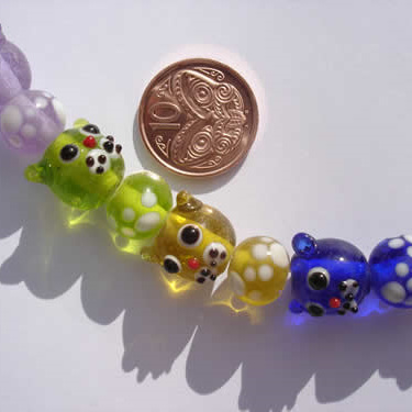 Glass Cats Strand