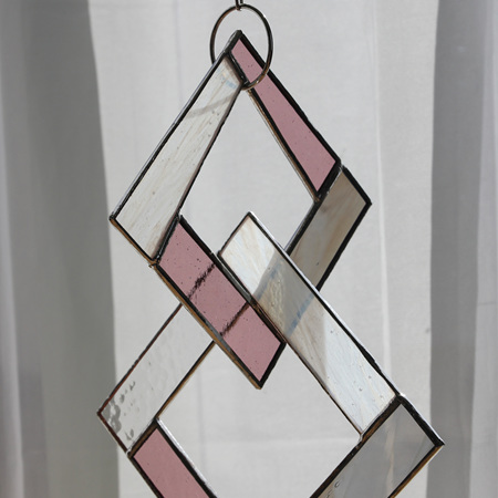 Glass Chain - 2 link