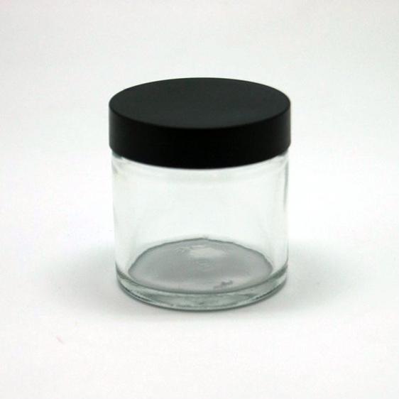 Glass jar 55mls