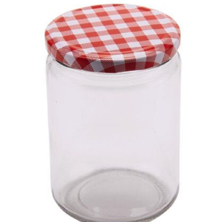 Glass Jar Empty 350/500ml