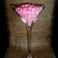 Glass Large Martini