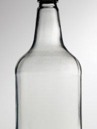 Glass Spirit Bottle 1125ml