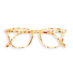 Glasses- Izipizi Collection E - Yellow Tortoise