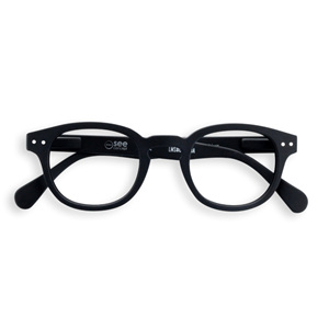 Glasses - Let Me See Collection C - Black