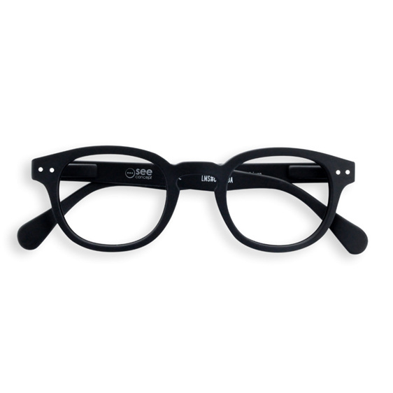 Glasses- Let Me See Collection C - Black