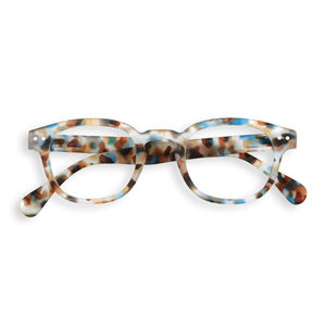 Glasses - Let Me See Collection C - Blue Tortoise