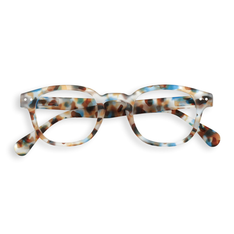 Glasses- Let Me See Collection C - Blue Tortoise