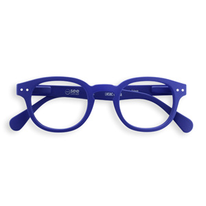 Glasses- Let Me See Collection C - Navy Blue