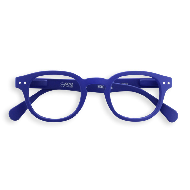 Glasses - Let Me See Collection C - Navy Blue