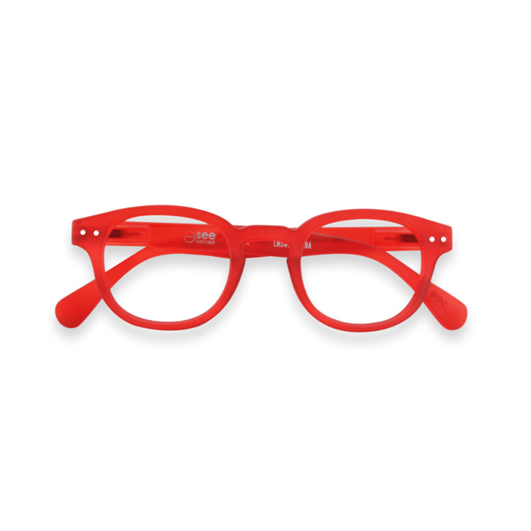 Glasses- Let Me See Collection C - Red