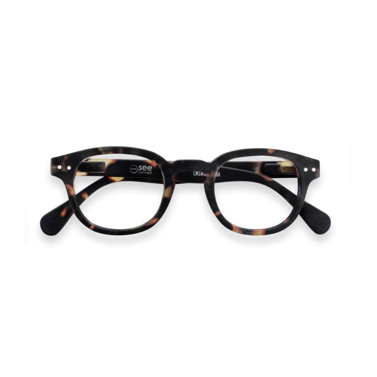 Glasses - Let Me See Collection C - Tortoise