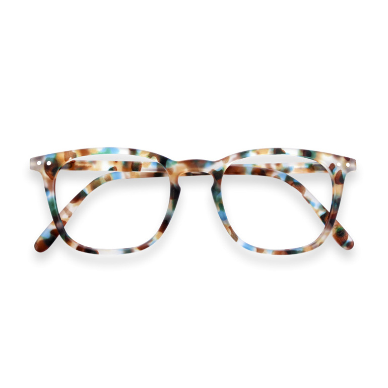 Glasses- Let Me See Collection E - Blue Tortoise