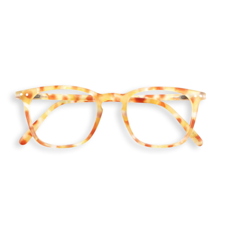 Glasses- Let Me See Collection E - Yellow Tortoise