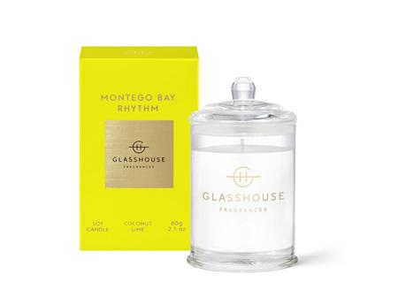 GLASSHOUSE MONTEGO 60G