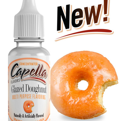 Capella Glazed Doughnut Flavour Concentrate