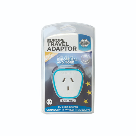 GLO. GBE008 Outbound Europe Adaptor