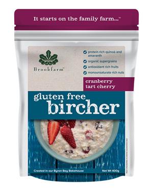 Gluten Free Bircher - 400g