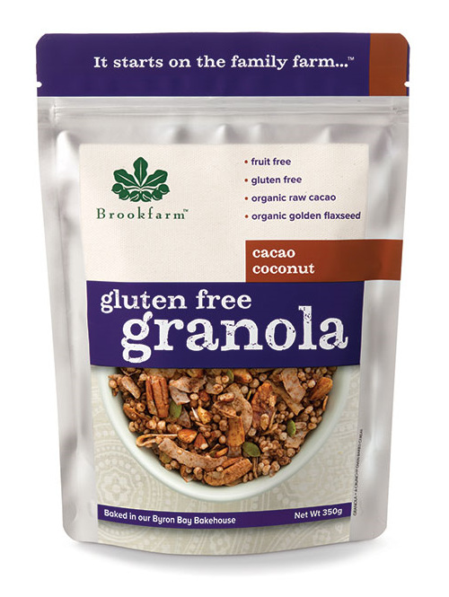 Gluten Free Granola - Cacao Coconut - 350g