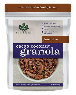 Gluten Free Granola - Cacao Coconut - 800g