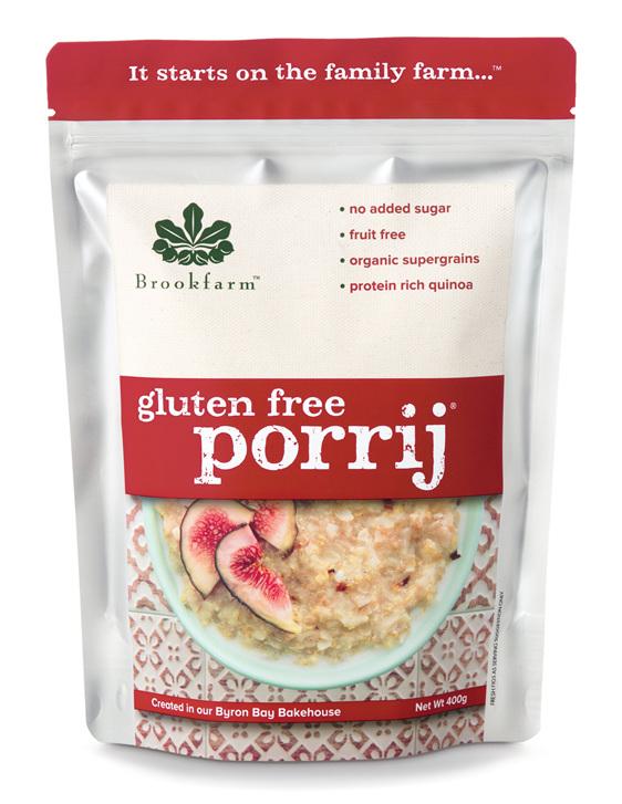 Gluten Free Porrij - 400g