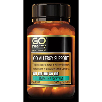 GO ALLERGY SUPPORT 30 VCAPS