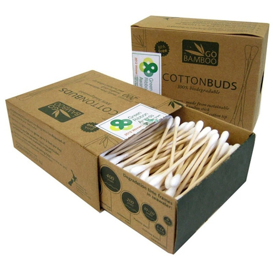 Go Bamboo Cotton Buds