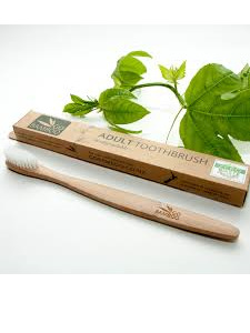 Go Bamboo Toothbrush - Adult