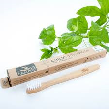 Go Bamboo Toothbrush Child